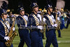 Mt Tabor and Carver Bands<br /> Mt Tabor Spartans vs Carver Yellow Jackets Varsity Football Game<br /> Friday, September 06, 2013 at Mt Tabor High School<br /> Winston-Salem, North Carolina<br /> (file 205127_803Q5088_1D3)