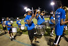 Mt Tabor and Carver Bands<br /> Mt Tabor Spartans vs Carver Yellow Jackets Varsity Football Game<br /> Friday, September 06, 2013 at Mt Tabor High School<br /> Winston-Salem, North Carolina<br /> (file 205756_BV0H5722_1D4)