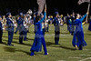 Mt Tabor and Carver Bands<br /> Mt Tabor Spartans vs Carver Yellow Jackets Varsity Football Game<br /> Friday, September 06, 2013 at Mt Tabor High School<br /> Winston-Salem, North Carolina<br /> (file 205109_803Q5079_1D3)