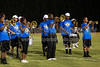 Mt Tabor and Carver Bands<br /> Mt Tabor Spartans vs Carver Yellow Jackets Varsity Football Game<br /> Friday, September 06, 2013 at Mt Tabor High School<br /> Winston-Salem, North Carolina<br /> (file 204335_803Q5056_1D3)