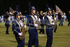 Mt Tabor and Carver Bands<br /> Mt Tabor Spartans vs Carver Yellow Jackets Varsity Football Game<br /> Friday, September 06, 2013 at Mt Tabor High School<br /> Winston-Salem, North Carolina<br /> (file 205125_803Q5086_1D3)