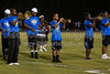 Mt Tabor and Carver Bands<br /> Mt Tabor Spartans vs Carver Yellow Jackets Varsity Football Game<br /> Friday, September 06, 2013 at Mt Tabor High School<br /> Winston-Salem, North Carolina<br /> (file 204334_803Q5055_1D3)