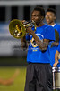 Mt Tabor and Carver Bands<br /> Mt Tabor Spartans vs Carver Yellow Jackets Varsity Football Game<br /> Friday, September 06, 2013 at Mt Tabor High School<br /> Winston-Salem, North Carolina<br /> (file 204134_BV0H5586_1D4)