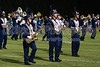 Mt Tabor and Carver Bands<br /> Mt Tabor Spartans vs Carver Yellow Jackets Varsity Football Game<br /> Friday, September 06, 2013 at Mt Tabor High School<br /> Winston-Salem, North Carolina<br /> (file 205124_803Q5085_1D3)