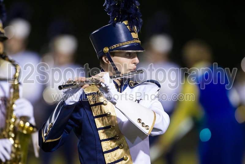 Mt Tabor and Carver Bands<br /> Mt Tabor Spartans vs Carver Yellow Jackets Varsity Football Game<br /> Friday, September 06, 2013 at Mt Tabor High School<br /> Winston-Salem, North Carolina<br /> (file 205256_BV0H5673_1D4)