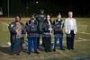 Mt Tabor Band Senior Night<br /> Friday, October 30, 2009 at Mt Tabor High School<br /> Winston-Salem, North Carolina<br /> (file 205534_QE6Q1475_1D2N)