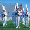 The band preforms at Region UIL at Celina High School.  (Nicholas West | The Talon News)