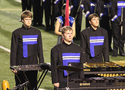 Scott's Percussion in FHS Band