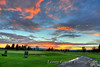 Sunset in Deer Park