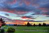 Sunset in Deer Park - 2