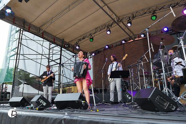 Banda Magda | Victoria International Jazz Festival | Victoria BC