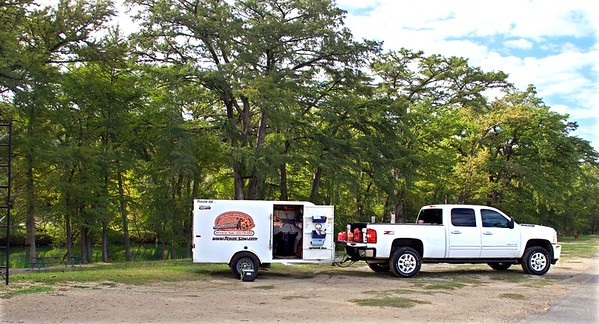 ++A241848 Bandera City Park - Tree Carver – Version 2
