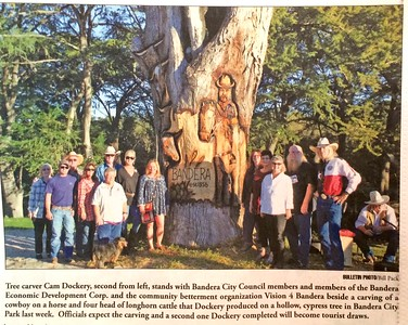 +IMG 2648 Newspaper story of tree carving – Version 2