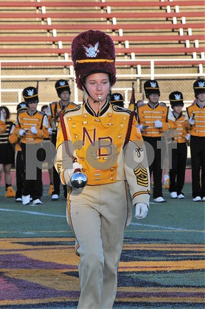 NBHS BAND VS MANCHESTER 9-14-18
