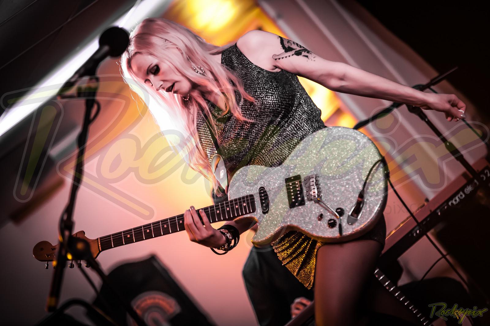 ©Rockrpix - Christina Skjolberg Live at The Boom Boom