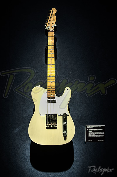 Dave Gilmour Guitars