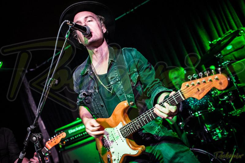 Dave Hanson Band -  Black Heart Camden