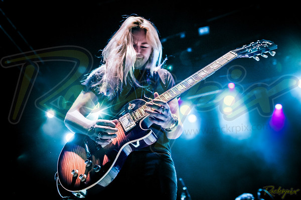 Joanne Shaw Taylor - Shepherds Bush 2