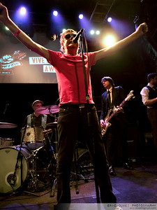 Barrie Masters at Vive Le Rock Awards 2019 at the O2 Islington Academy.
