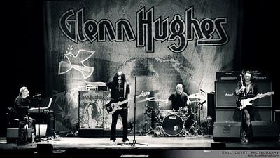 Glenn Hughes at De La Warr Pavilion