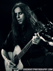 Gus G at the O2 Islington Academy.