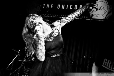 Healthy Junkies at The Unicorn.