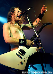 Airbourne Sold out gig at the Electric Ballroom.