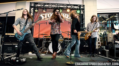 Bad Touch at The O2, Stone Free Festival