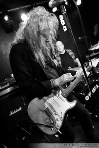 Bernie Torme at The Black Heart