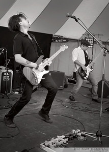 Blurred Vision Live at Pewsey Music Festival