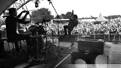 Blurred Vision live at The Ramblin Man Fair 2016 - Prog stage