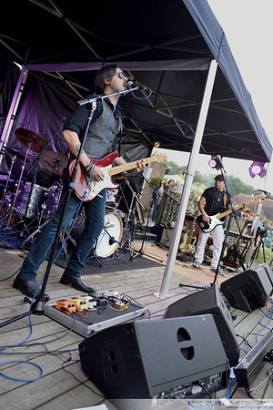 Blurred Vision Live at Rock On The Lawns.  Celebrating 20 years of Trading Boundaries Live