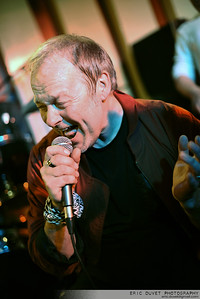 Blurred Vision & Cutting Crew at The 100 Club.