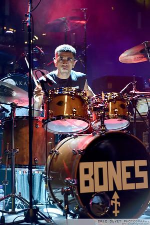 Bones at The Forum