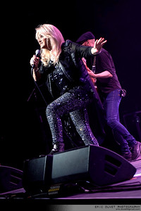 Bonnie Tyler at The London Palladium.