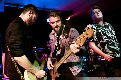 Broken Witt Rebels at  Nells Jazz & Blues.