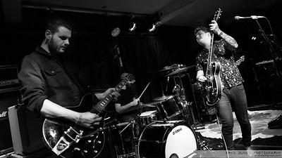 Broken Witt Rebels at  Nells Jazz & Blues