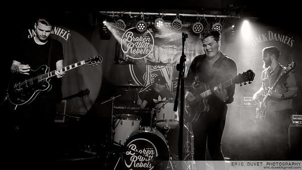 Broken Witt Rebels Live at Nambucca