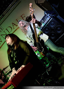 Buck and Evans return to The Crowndale for a headline gig after their triumph at the Camden Rock Festival 2016 at the same venue.