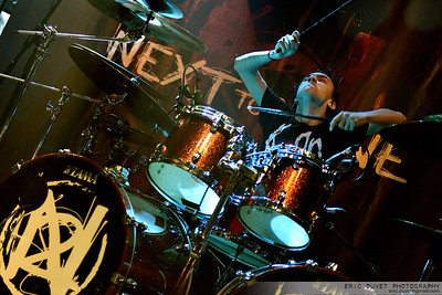 Next 2 None opening for Mike Portnoy's Shattered Fortress at The Koko, London