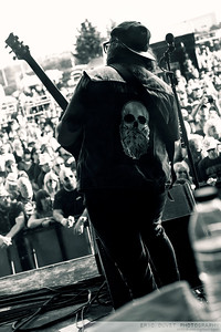 Phil Campbell and The Bastard Sons at Stonedeaf Festival