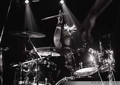 Piston live at The Underworld.