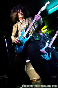 Earache presents The New wave of Rock 'N' Roll live at the O2 Islington Academy 2