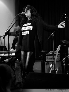 Sari Schorr at Hammersmith Club