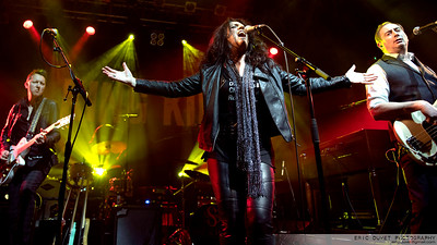 Sari Schorr at Koko.
