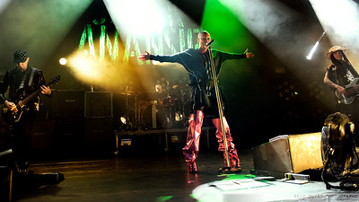 Skunk Anansie at the O2 Brixton Academy.