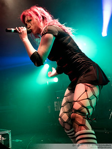 Sumo Cyco at Winter Rock Fetival 2015