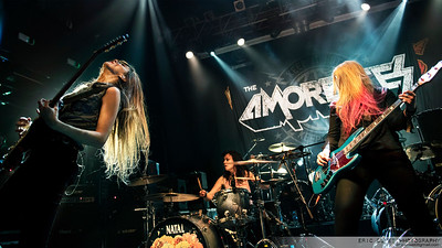 The Amorettes at Koko