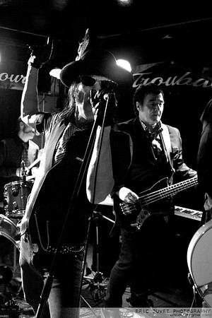 The Brutalists at The Troubadour