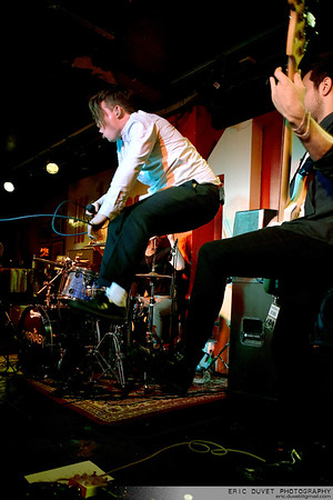 The Carnabys Live at The 100 Club for the Launch if their new album Too Much, Never Enough.
